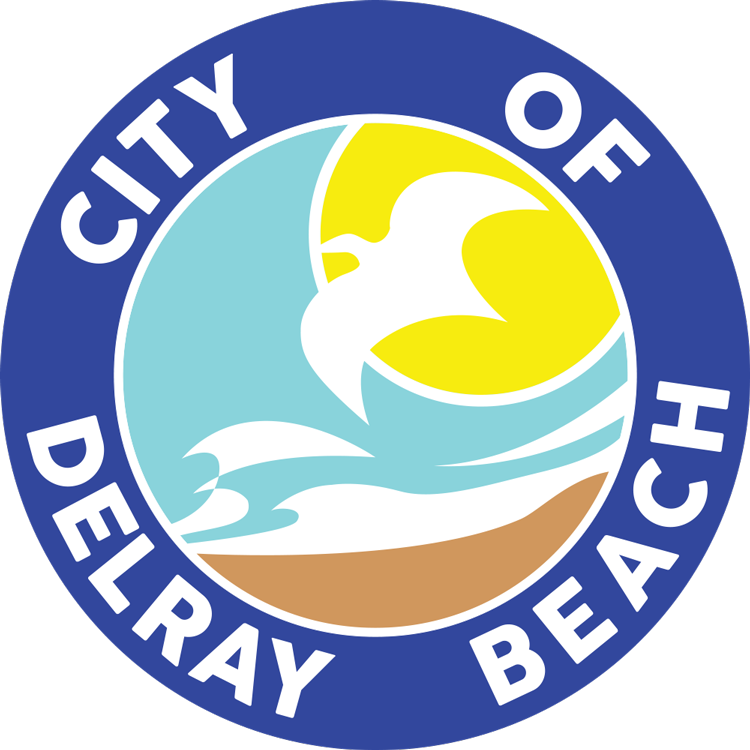 City of Delray Beach Logo 2018 no outine