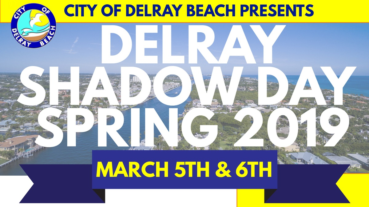 Spring 2019 Shadow Day banner