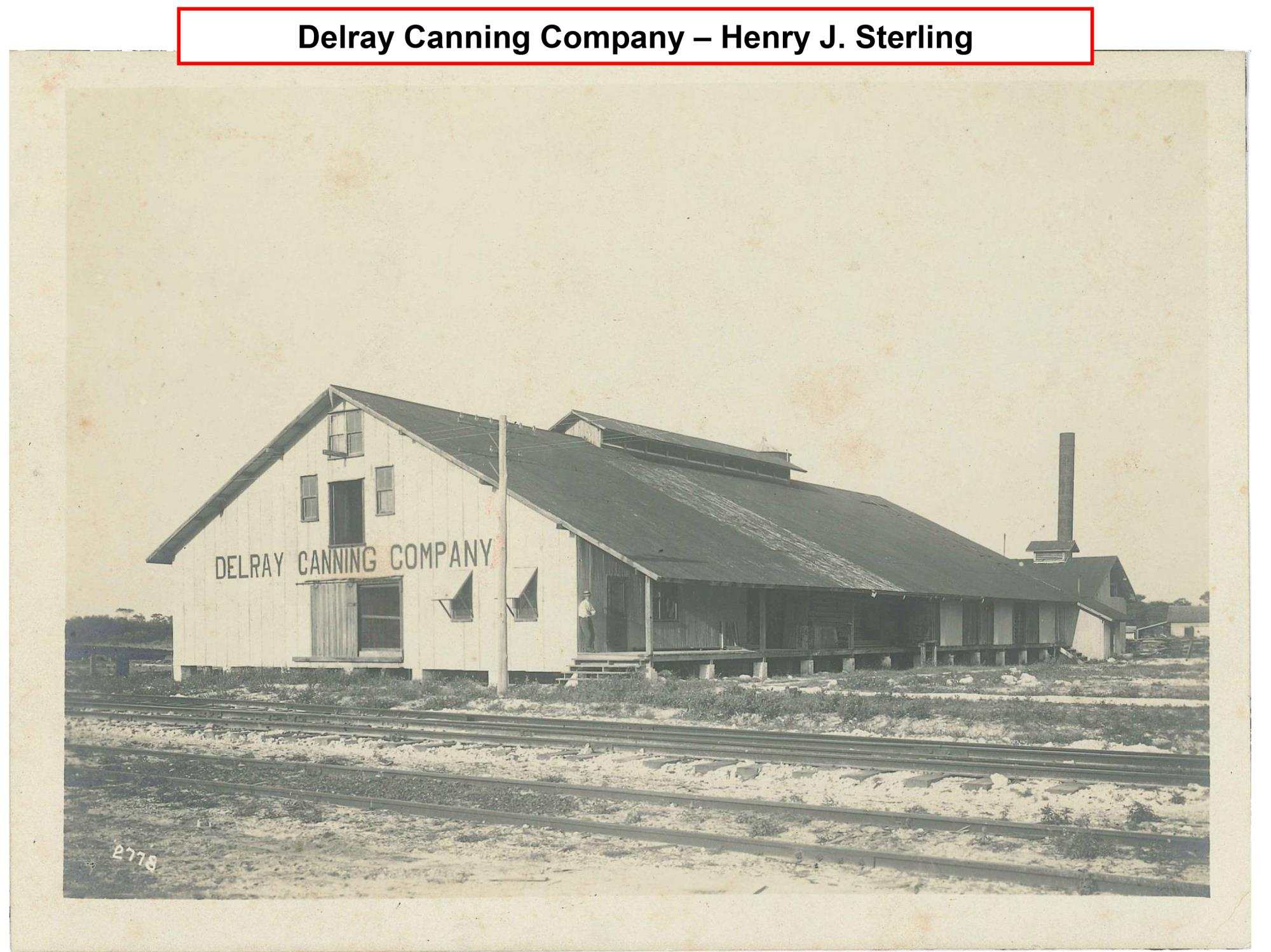 Delray Canning Company DBHS