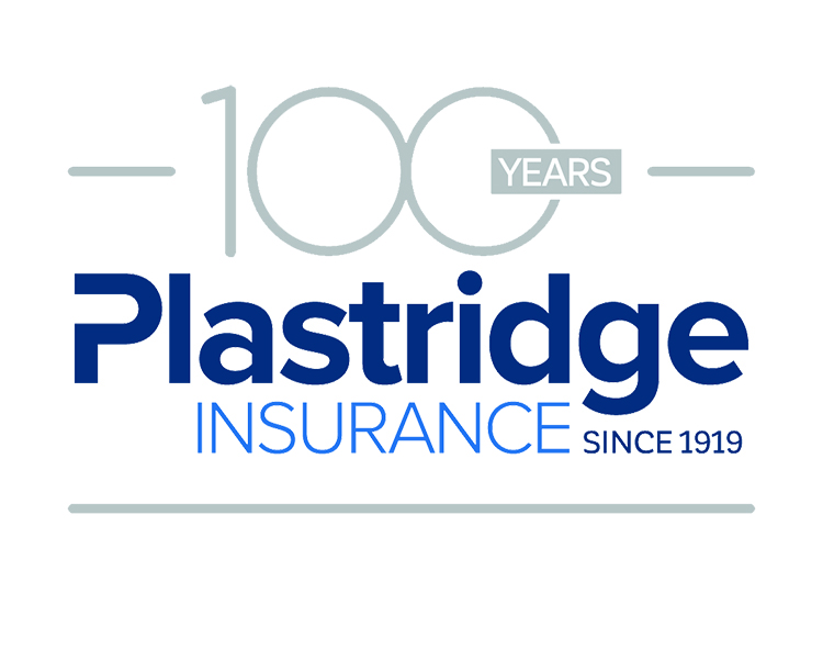 2018 Plastridge 100 Years Logo