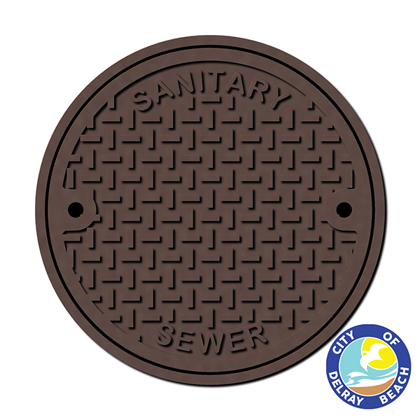 Sanitary and sewer graphic