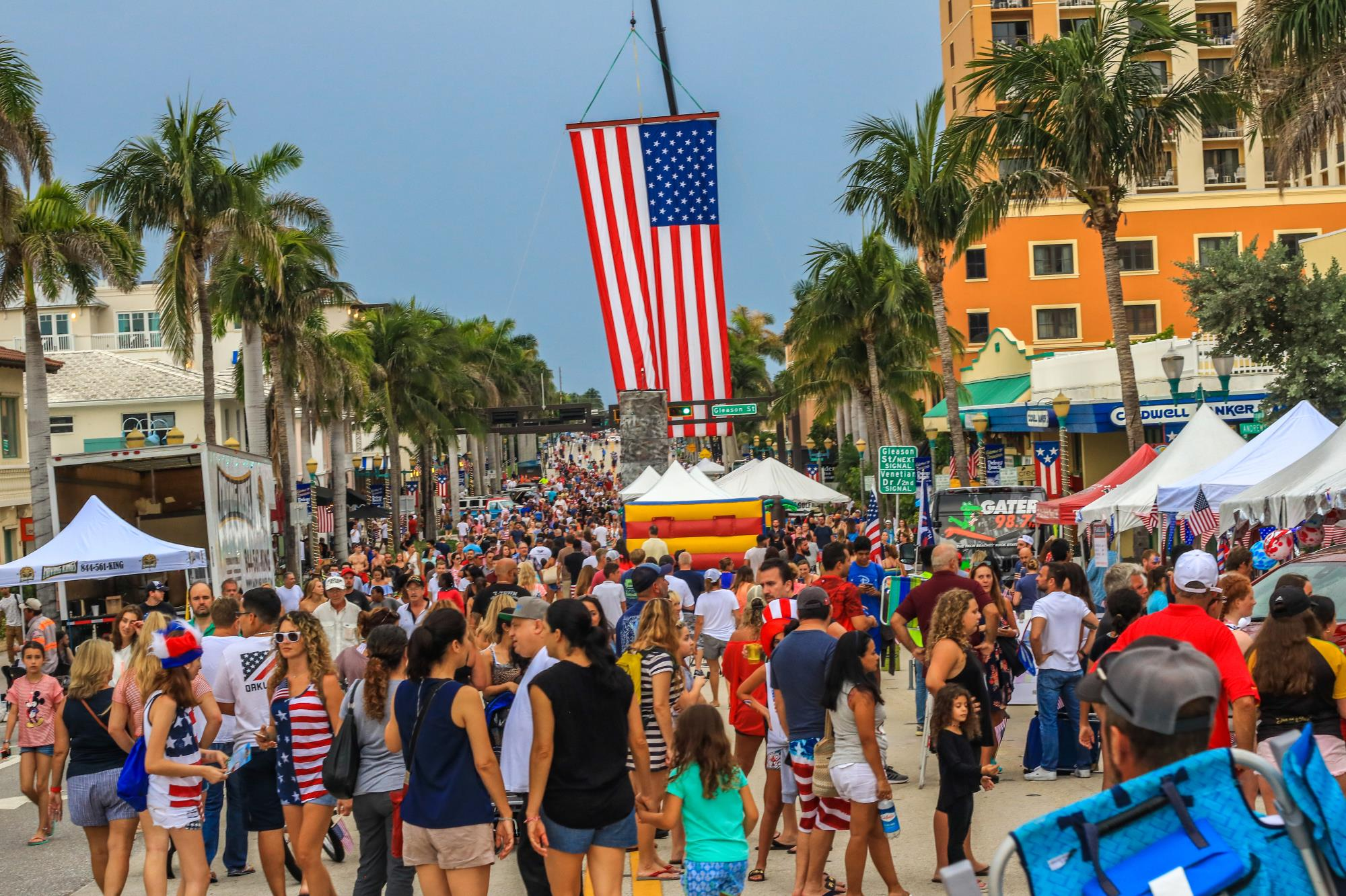 Delray Beach 4th of July Vendors