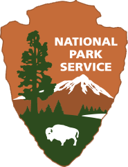 National Park Service White Background