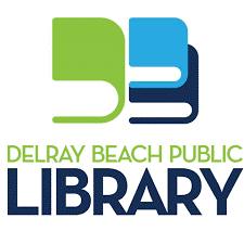 Delray Beach Public Library logo