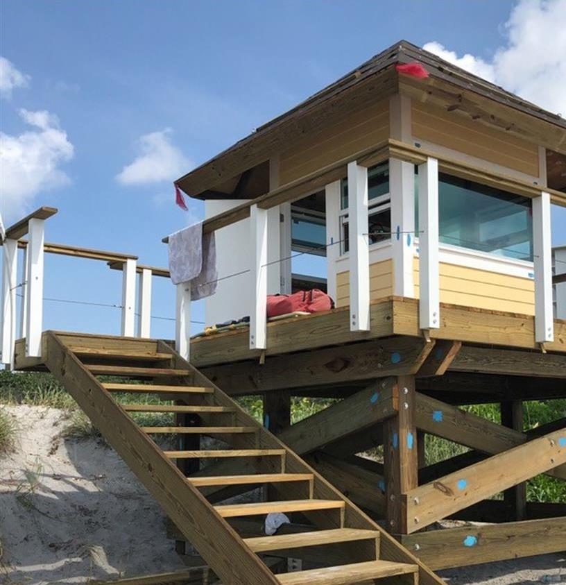 Delray Beach Lifeguard Tower jpg