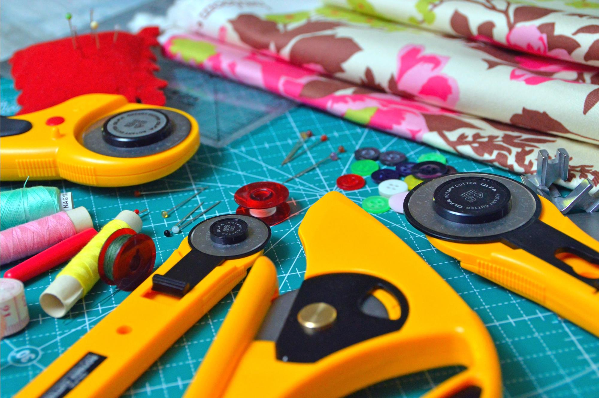 Sewing and Knitting supplies