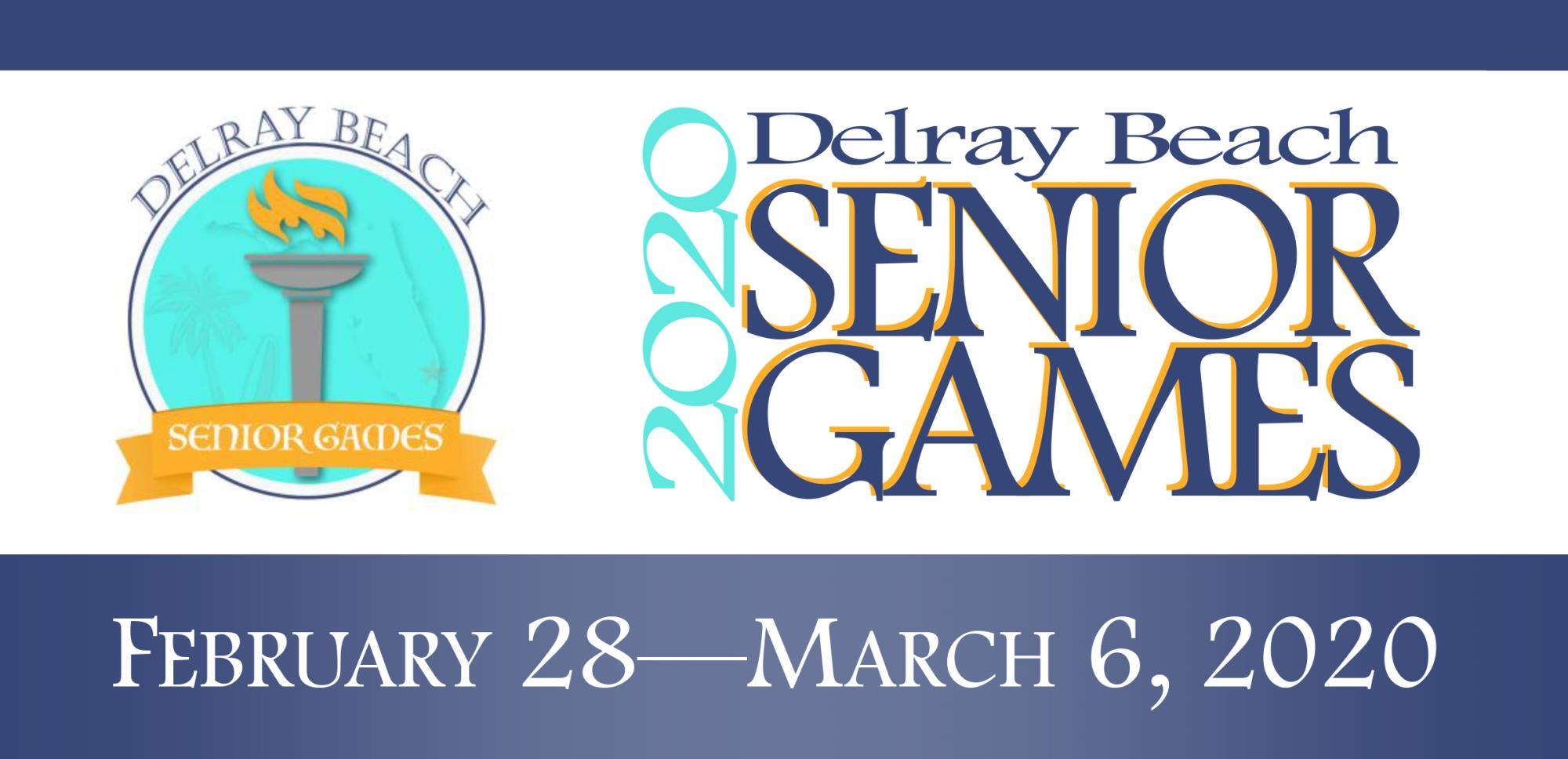 senior games flyer 2020