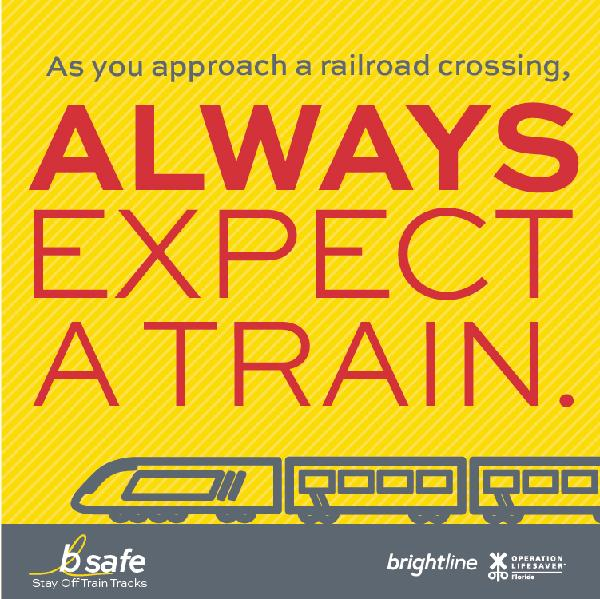 Always Expect a Train